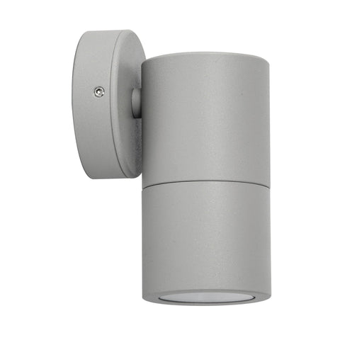 HV1145-HV1147 - Tivah Silver Fixed Down Wall Pillar Lights