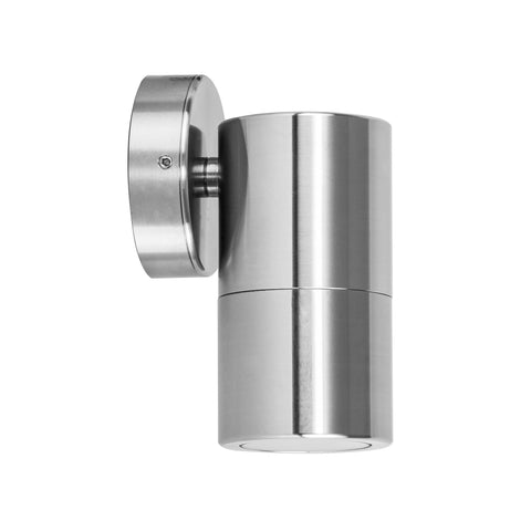 HV1185-HV1187 - Tivah Titanium Aluminium Fixed Down Wall Pillar Lights