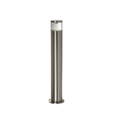 HV1601-TTM & HV1602-TTM - Highlite Titanium Aluminium LED Bollard Light