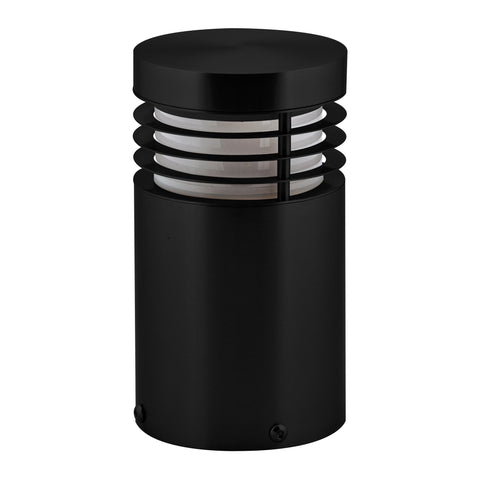 HV1605-BLK -MINI Black LED Bollard Light