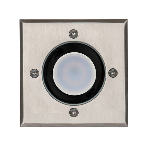 HV1701 - HV1706 - Metro Square 316 Stainless Steel Inground Light