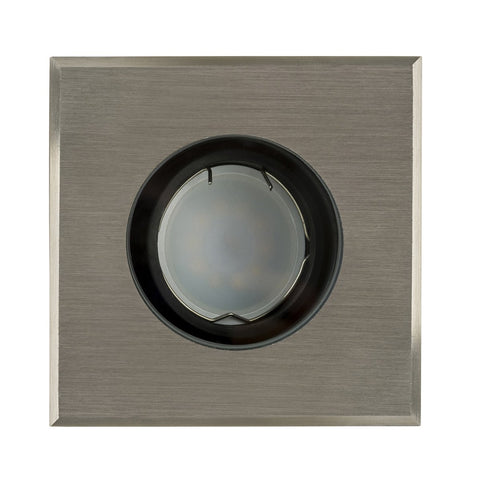 HV1825-SQ - Luta 316 Stainless Steel Adjustable Square Inground Light
