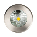 HV1832 - Klip 316 Stainless Steel 10w LED Inground Light