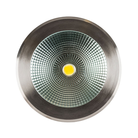 HV1835 - Klip 316 Stainless Steel 30w LED Inground Light