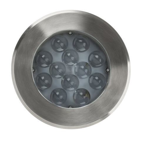HV1847 - SPLIT 316 Stainless Steel 24w LED Inground Light