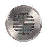 HV19102 - Viale 316 Stainless Steel LED Driveway Light with Grill