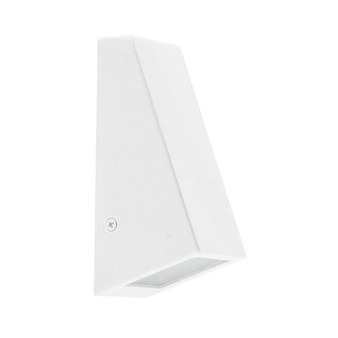 HV3602-WHT - HV3605-WHT -Taper White Wedge Wall Light