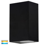 HV3632T-BLK - Accord Black TRI Colour Up & Down LED Wall Light