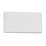 HV3644-WHT - LISSE White Up & Down LED Wall Light