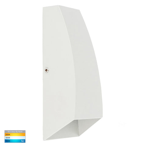 HV3651T-WHT - Cono White Up & Down LED Wall Light