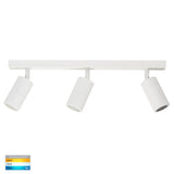 HV4001T-3-WHT - Tivah White 3 Light TRI Colour Bar Light