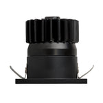 HV5701-BLK - NICHE Black Square Mini Downlight