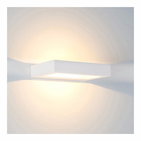 HV8065 -  Shimmer Plaster LED Wall Light