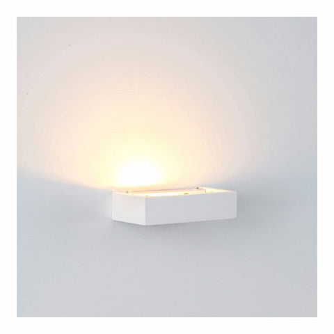 HV8069 - Sunrise Small LED Plaster Wall Light