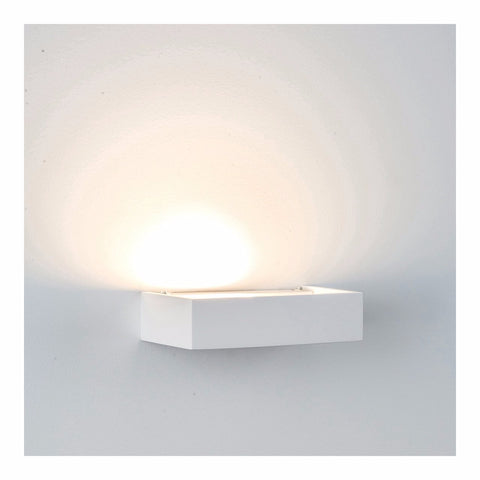 HV8070 - Sunrise Large Plaster LED Wall Light
