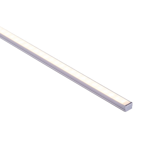 HV9693-1007 - Shallow Square Aluminium Profile