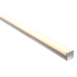 HV9693-2114 - Deep Square Aluminium Profile with Square Diffuser