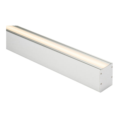 HV9693-6080 - Deep Square Up & Down Aluminium Profile