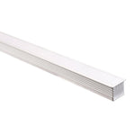 HV9695-4435 - Deep Square Winged Aluminium Profile