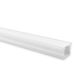 HV9699-2315-2M - Deep Square Winged Aluminium Profile 2m Length