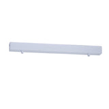 HV9705-5050-WHT- 500mm Rectangle Surface Mounted White Pendant Canopy