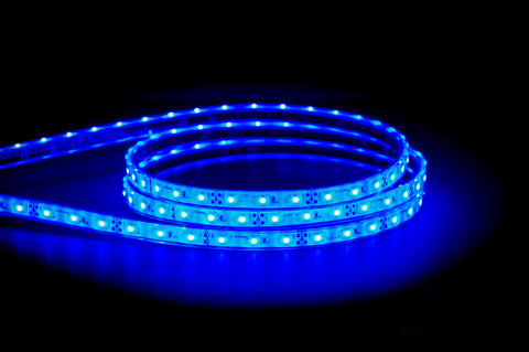HV9723-IP67-60-B - 4.8w IP67 LED Strip Blue