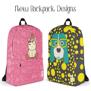 New Backpack Designs