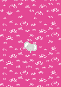 My Bike Elephant Pink