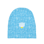 Baby Beanie_Baking Bear Blue