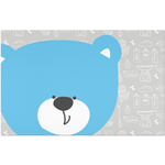 Placemats_Baking Bear Grey