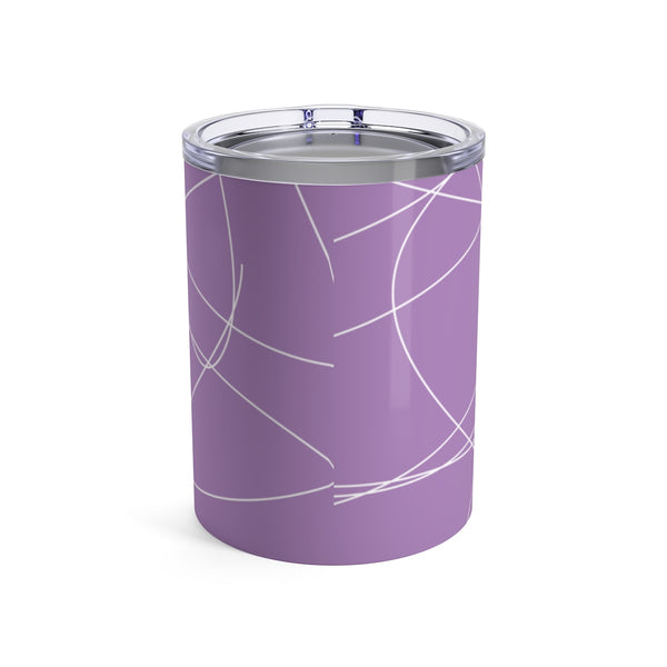 Tumbler Scribbles Lion Lion Purple