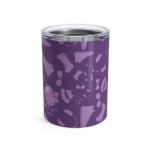 Tumbler Alternative Whinno Dino Purple