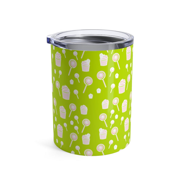 Tumbler Sweetie Smarty Pants Green Pink