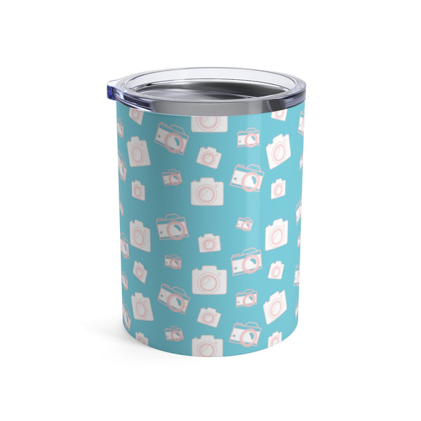 Tumbler Say Cheese Smarty Pants Blue