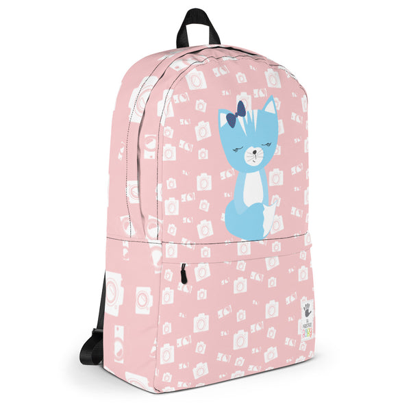 Backpack_Say Cheese Smarty Pants Pink