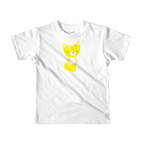 Kids T-Shirt_Solid Blue Smarty Pants