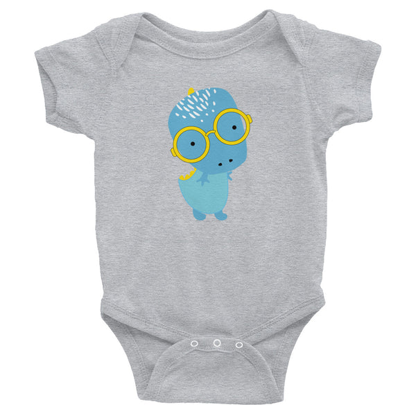 Infant Bodysuit_Alternative Whinno Dino Blue