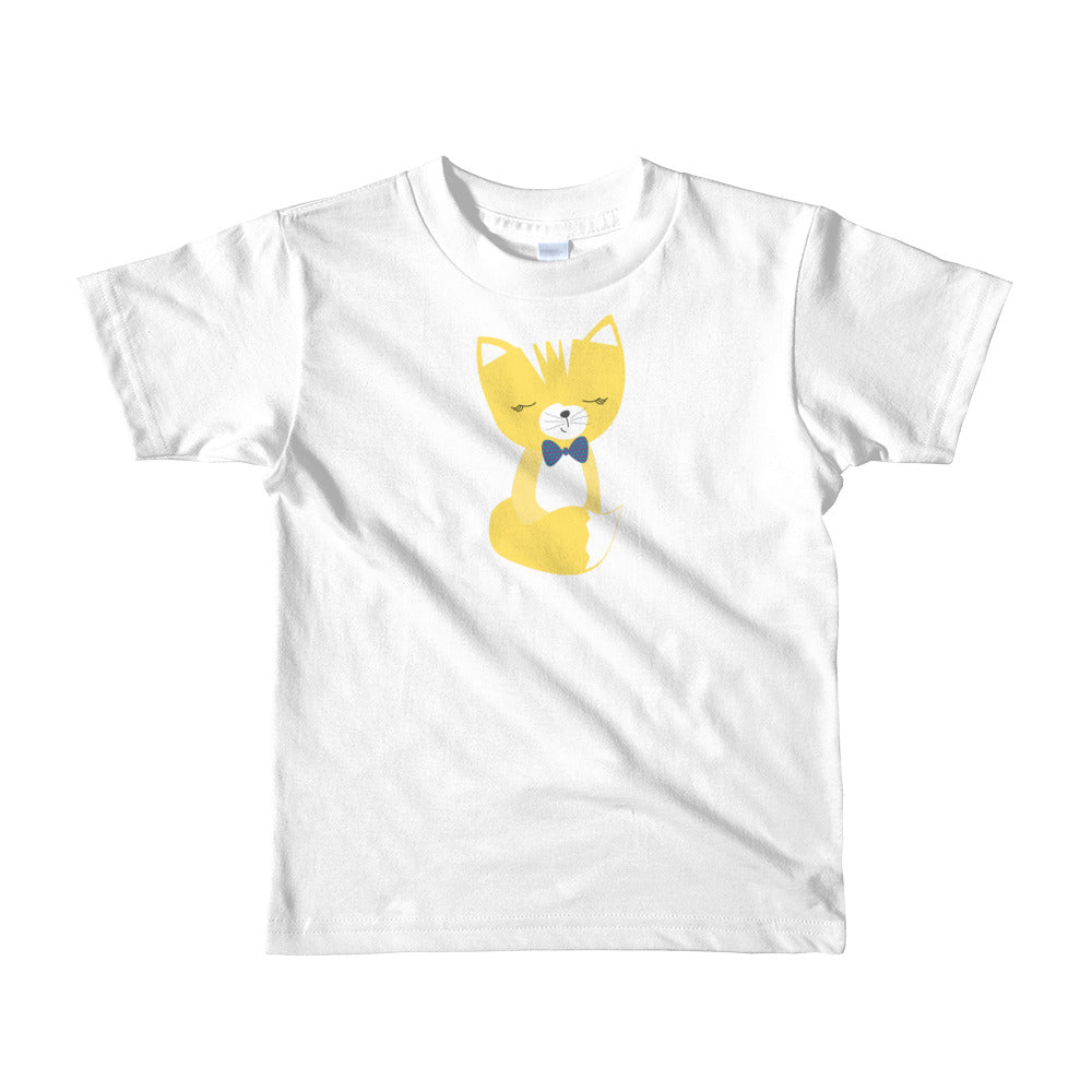 Kids T-Shirt_Say Cheese Smarty Pants Blue