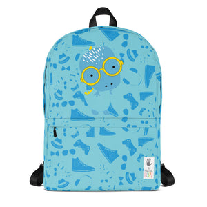 Backpack_Alternative Whinno Dino Blue