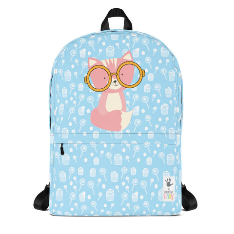 Backpack_Sweetie Smarty Pants Blue Pink