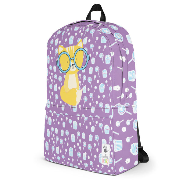 Backpack_Sweetie Smarty Pants Purple