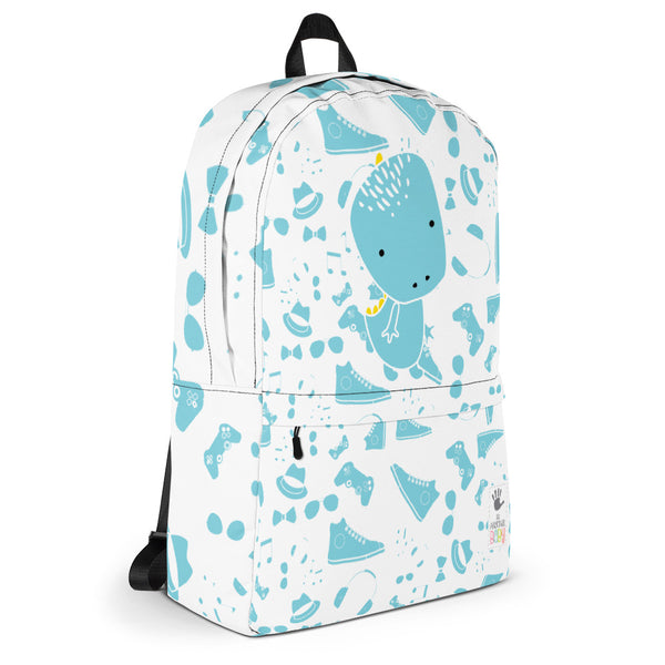 Backpack_Alternative Whinno Dino White