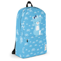 Backpack_My Bike Smarty Pants Blue