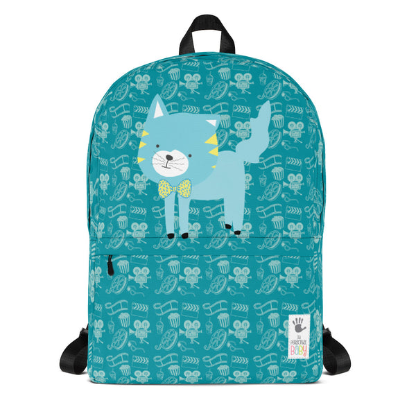 Backpack_Cinema Silly Kitty Blues
