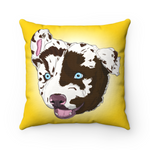 custom pillow with cover dogependent
