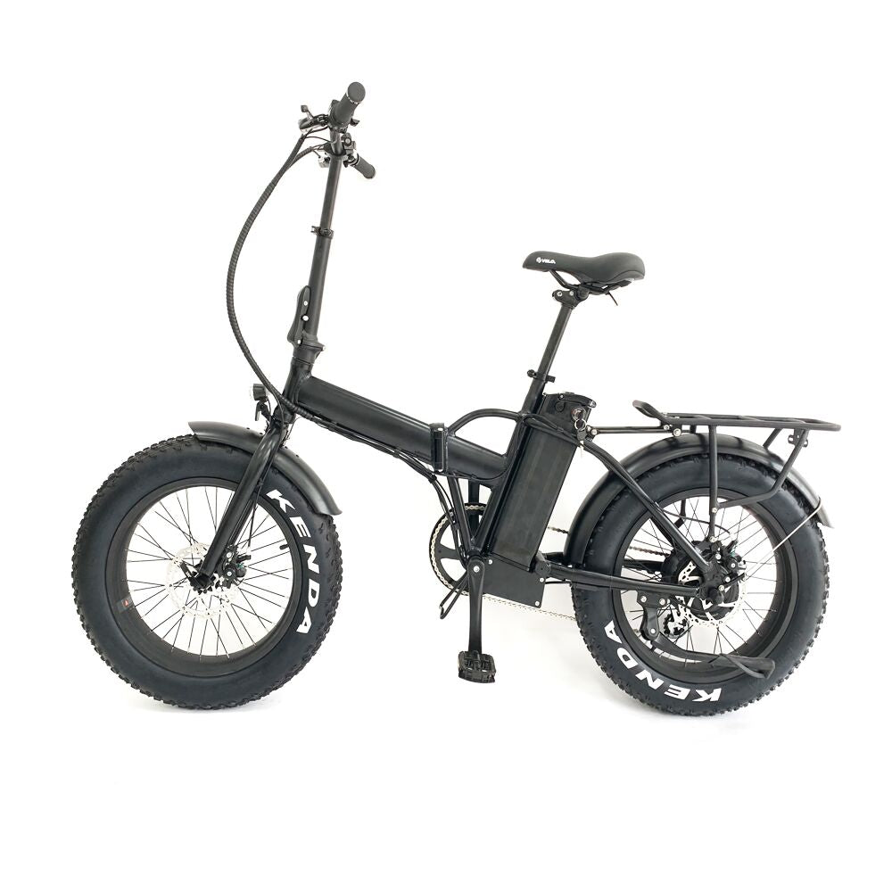 Bugsy - Folding Fat Tire Ebike