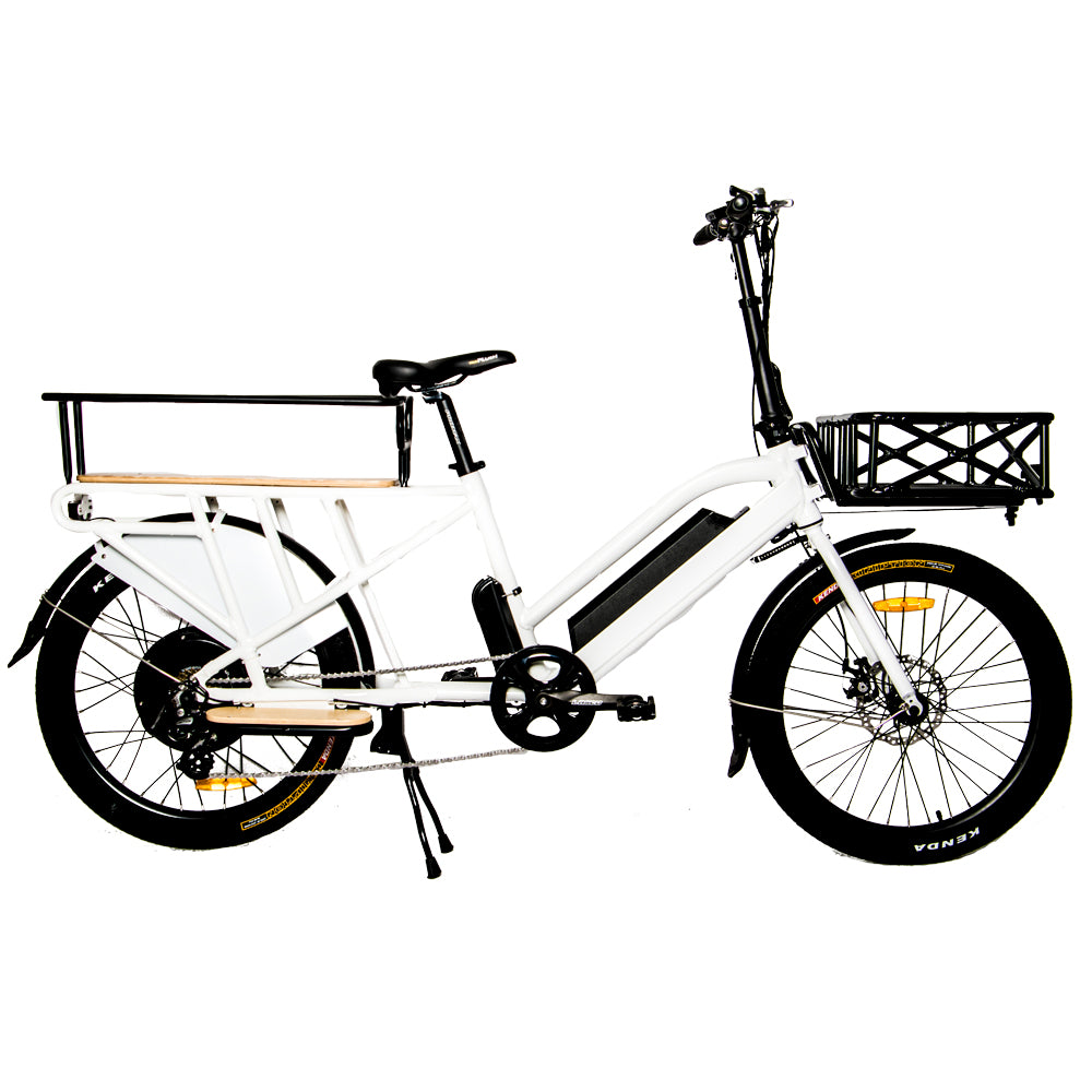 The Hustler - Cargo Ebike - Available July/August