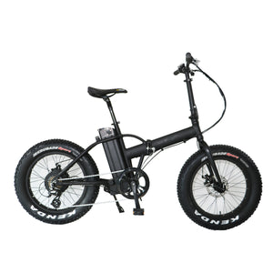 Bugsy - Folding Fat Tire Ebike - OCTOBER