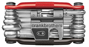 Crankbrothers M19 Multitool Black/Red