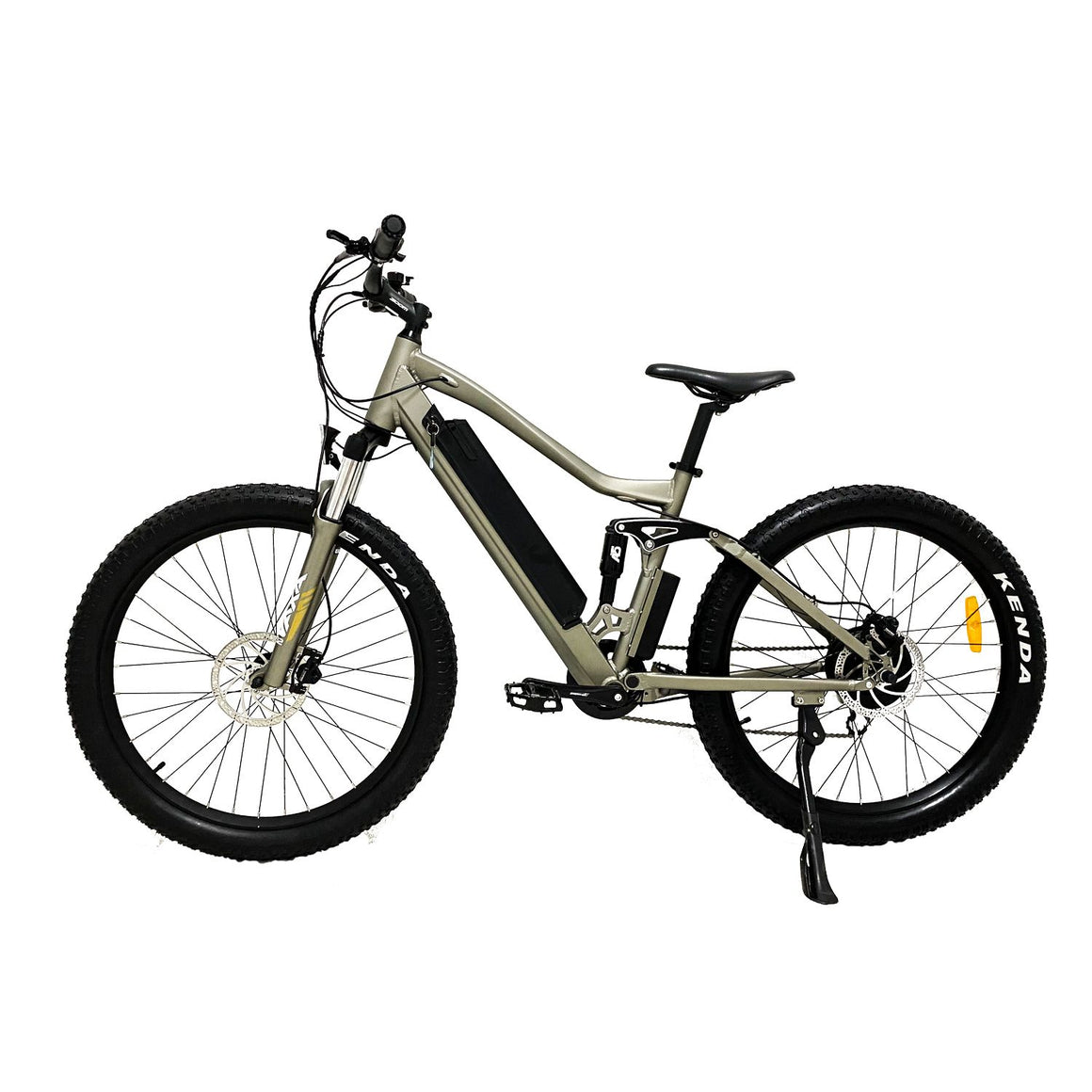 The Rhino - Full Suspension EBike - IN STOCK